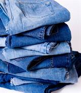 Pile of Jeans Image