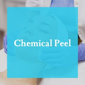 Chemical Peel Before & After